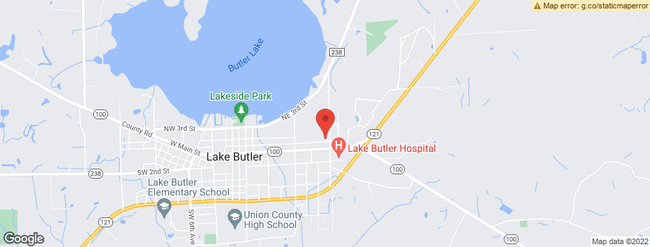 Forest Park Apartments Lake Butler Fl