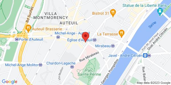 Trouver le marbrier Maison Roblot sur la carte