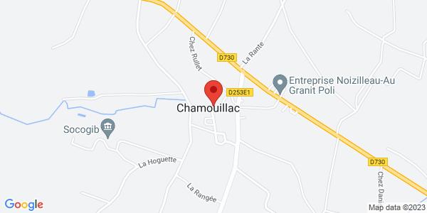 Trouver le marbrier Noizilleau (SARL) sur la carte