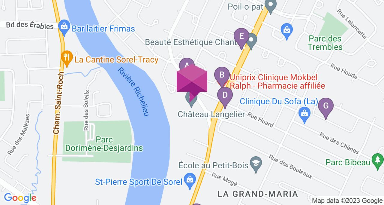 Domaine du Château Langelier
