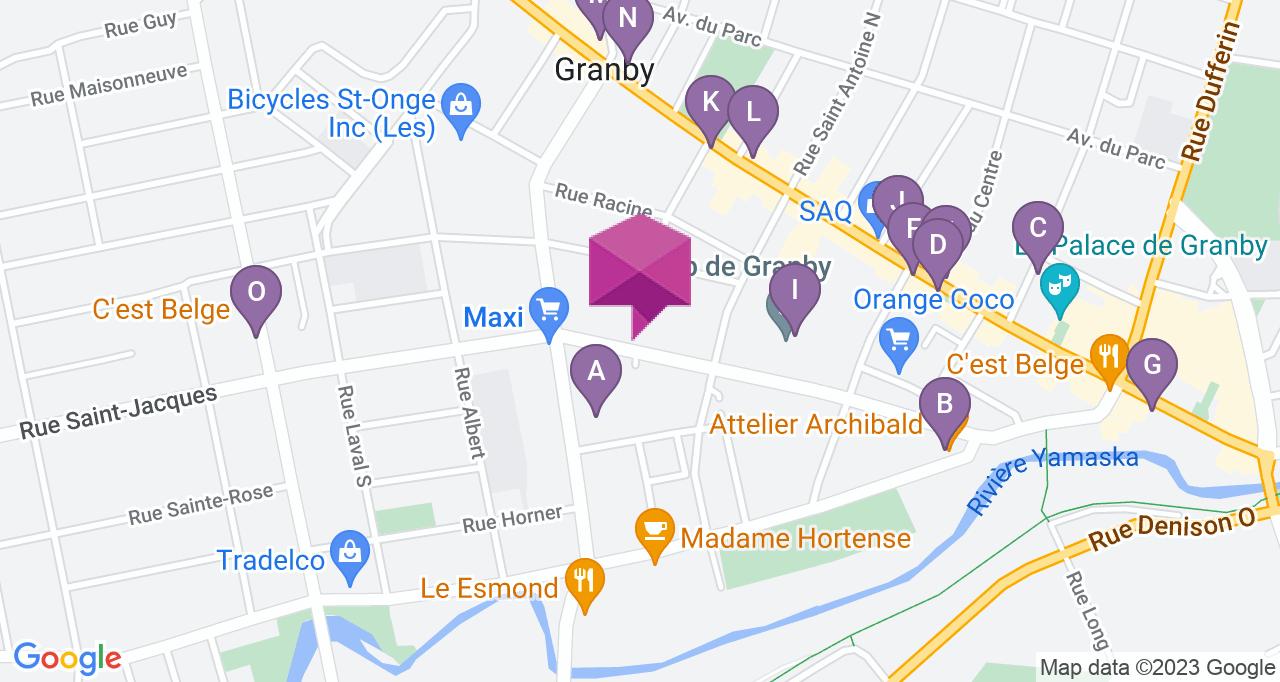 Complexe St-Jacques