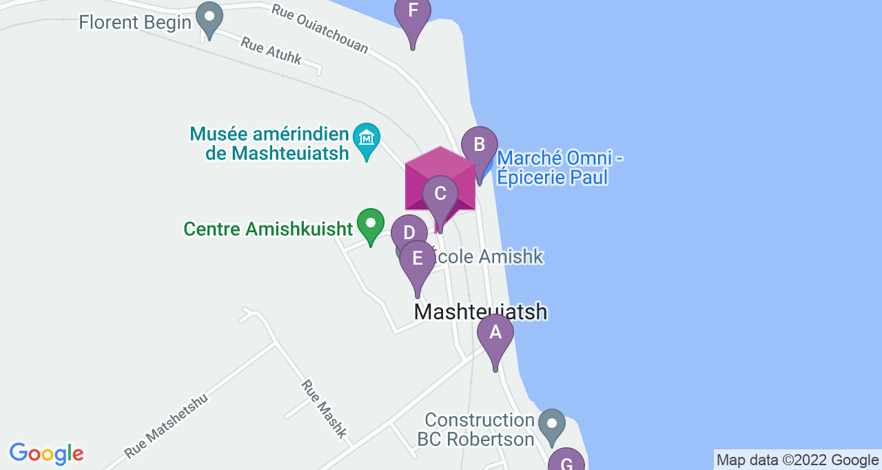 Centre Tshishemishk