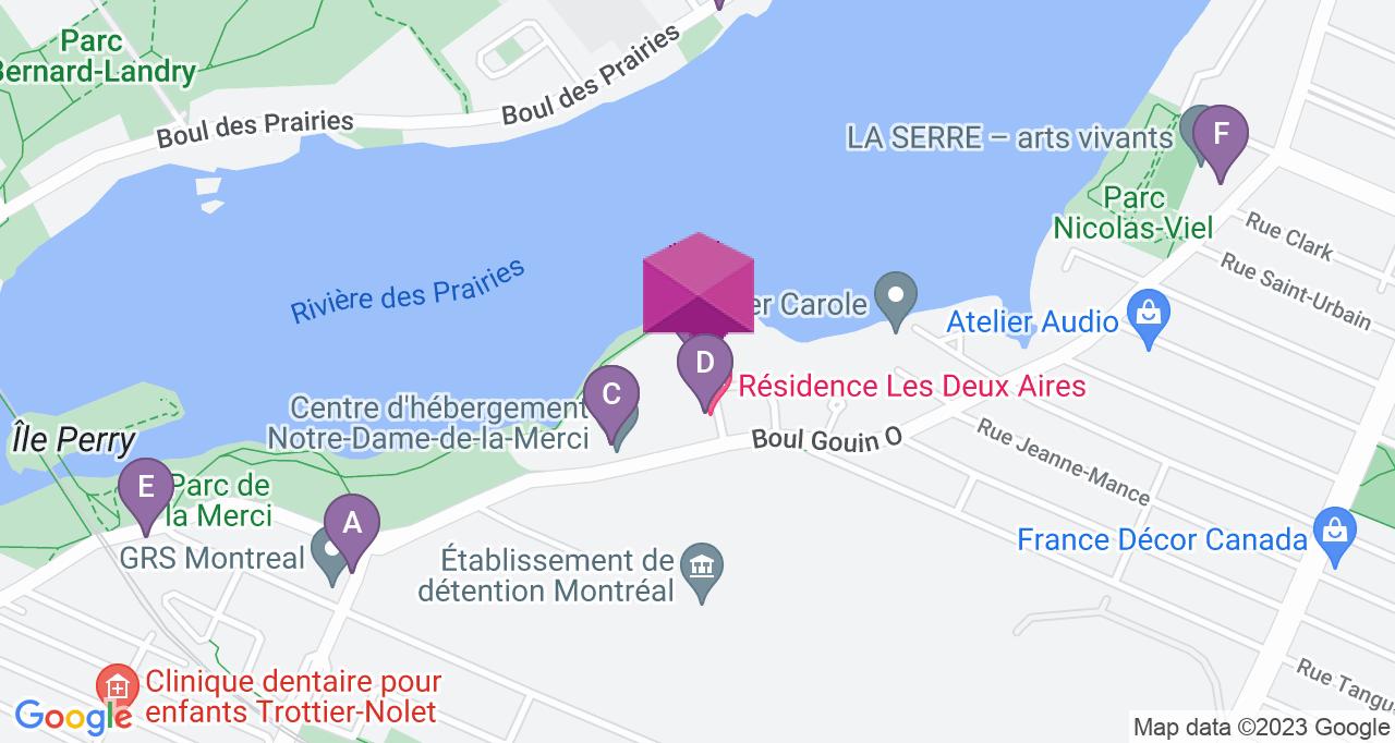 Résidence Les Deux Aires