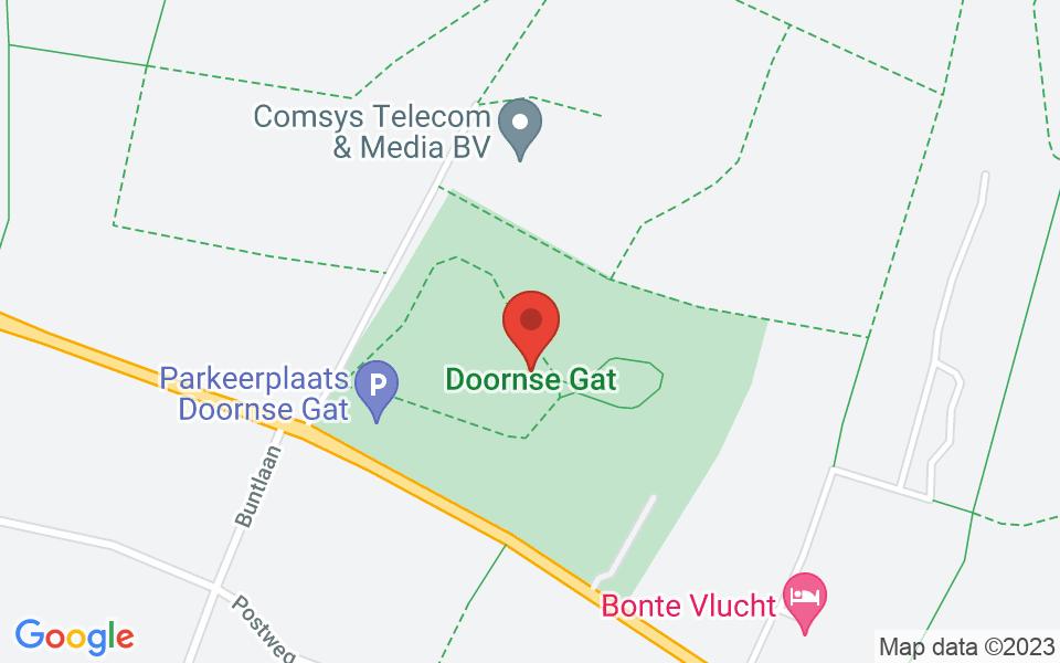 Kaart van Doornse Gat, Leersumsestraatweg, Doorn, Netherlands, 52.0310894, 5.380436799999984