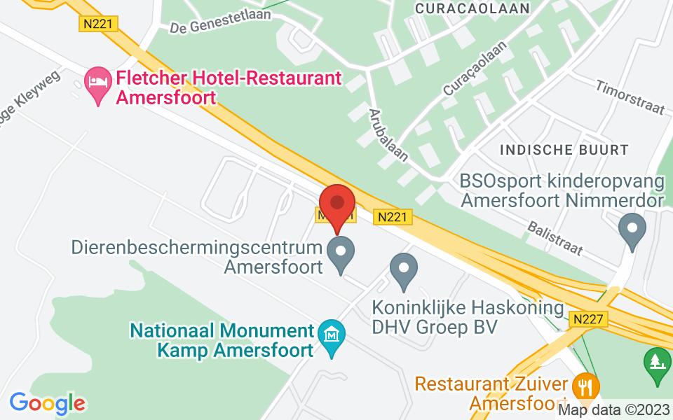 Kaart van Scouting Impeesa Amersfoort, Laan 1914, Amersfoort, Nederland, 52.13450599999999, 5.365636900000027
