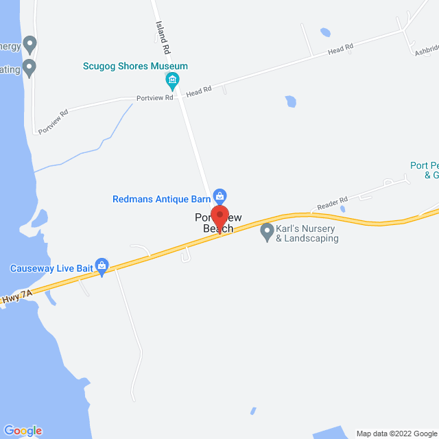 Map to Port Perry Baptist in Port Perry, ON