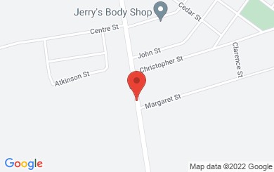 Map to Clearview Community Church | Stayner in Stayner, ON