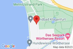 Strandbad Klagenfurt am Wörthersee/ Kärnten