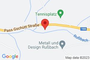 Parkplatz Grünort Stube Russbach
