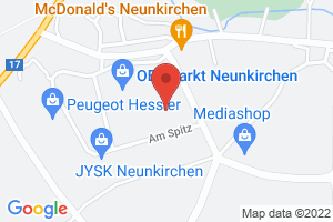 Neue Veranstaltungshalle ehem Kino Center Neunkirchen