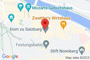 Residenzplatz Salzburg