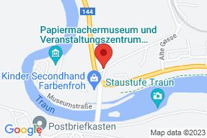 Alte Papierfabrik Steyrermühl