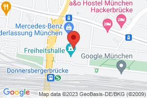 Freiheizhalle München