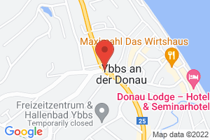 Anlegestelle: Donaustation Ybbs
