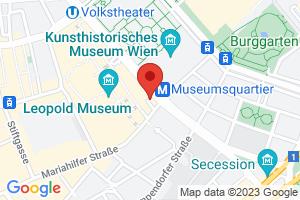 Haupthof Museumsquartier