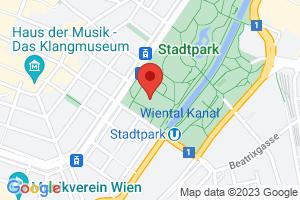 Stadtpark - Pavillon am Kursalon