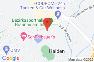 Bezirkssporthalle Braunau
