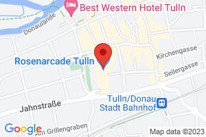 Rosenarcade Thalia Tulln