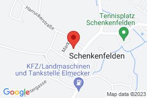 Stockschützenhalle Schenkenfelden