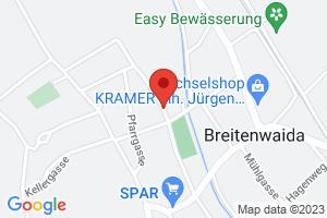 Sportplatz Breitenweida