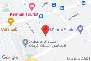 موقعیت در نقشه