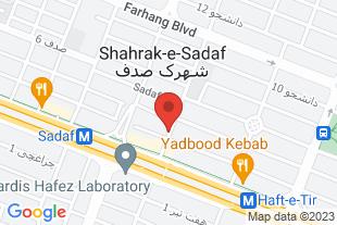 فروش سگ نگهبان در مشهد - موقعیت در نقشه