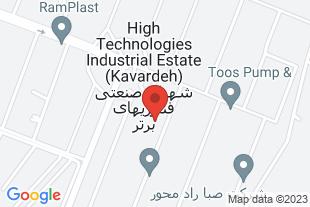 لوازم یدکی انواع ماشینهای ایرانی وخارجی - موقعیت در نقشه