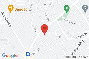 جویای کار درادارات دولتی استان اردبیل مثلا بانک - موقعیت در نقشه
