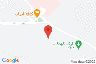 زمین استثنایی در هادیشهر - موقعیت در نقشه