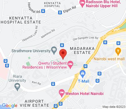 Keri Road None Nairobi, Nairobi KE - Map view