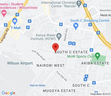 2nd Floor, Bishop Magua Centre (on Ngong Road, opposite Uchumi)  ,  Nairobi, ke - Map view
