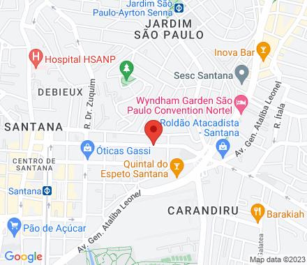 Rua Dr. Olavio Egidio 02037001 São Paulo Brazil - Map view