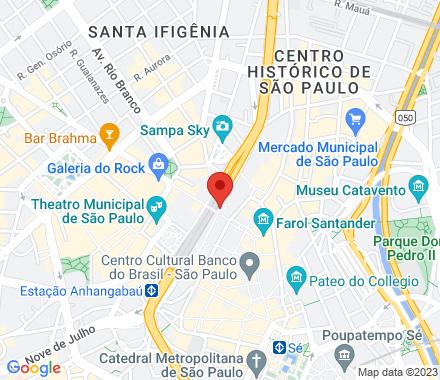 Av. São João, 126 - Centro, São Paulo - SP, 01035-000 São Paulo Brazil - Map view