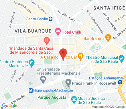 Rua General Jardim, 269  SP Brazil - Map view