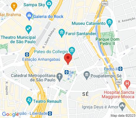 Praça da Sé, 111, Centro 01001-001 SP Brazil - Map view