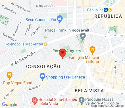 Rua Augusta, 430 01306-010 SP Brazil - Map view