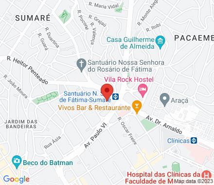 Rua Oscar Freire, 2529  São Paulo Brazil - Map view