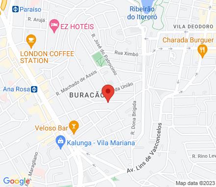 Rua Gaspar Lourenço, 496 04107001 São Paulo Brazil - Map view