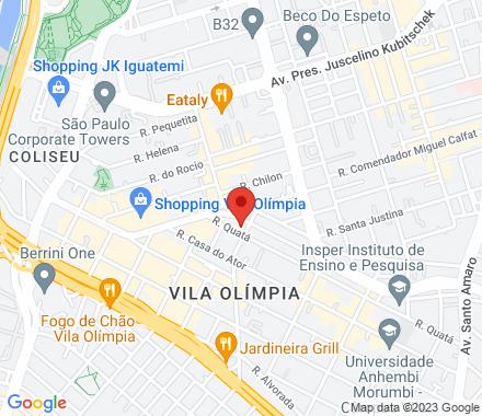 Rua Quatá, 1016 04546-045 São Paulo Brazil - Map view