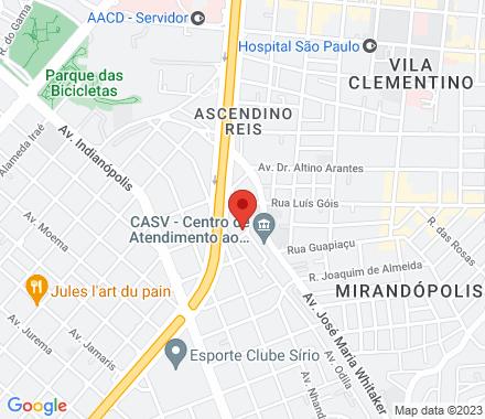 Rua Elisa Rodrigues, 80 04058-050 SP Brazil - Map view