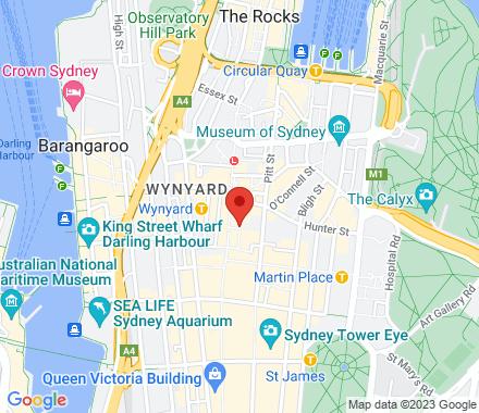 Lvl 4, 320 George St  ,  Sydney, au - Map view