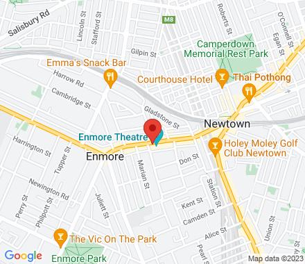 118 - 132 Emore Road 2042 NSW Australia - Map view