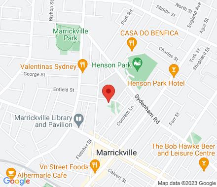 19, Yabley Avenue 2204 Marrickville Australia - Map view