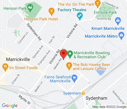 1/86 Sydenham Rd, NSW 2204  ,  Marrickville , au - Map view