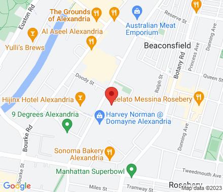 201/35 Doody Street 2015 Alexandria Australia - Map view