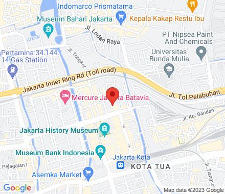 Jl. Kunir No 7 11110 Jakarta Indonesia - Map view