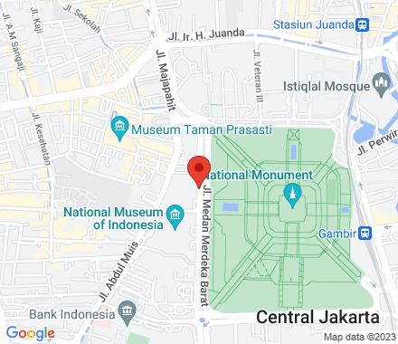 Pullman Central Park Jakarta, Podomoro City Jl. Let. Jend. S. Parman Kav. 28, Jakarta, 11470, Indonesia - Map view