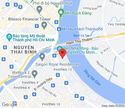 5 Nguyễn Tất Thành, District 4, Ho Chi Minh City, Vietnam 70000 Ho Chi Minh City Vietnam - Map view