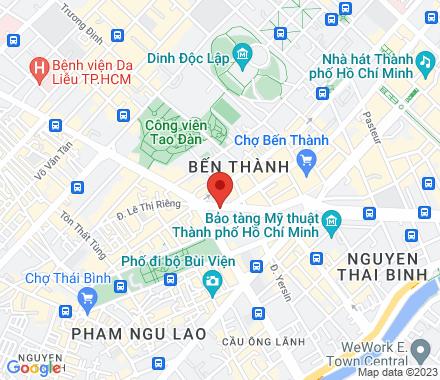 76 Le Lai Street, District 1 70000 Ho Chi Minh City Vietnam - Map view