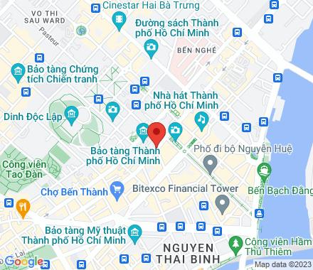 76E Vo Thi Sau, Tan Dinh ward, district 1   ,  Thanh Pho Ho Chi Minh, vn - Map view